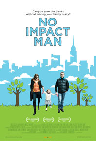No Impact Man movie