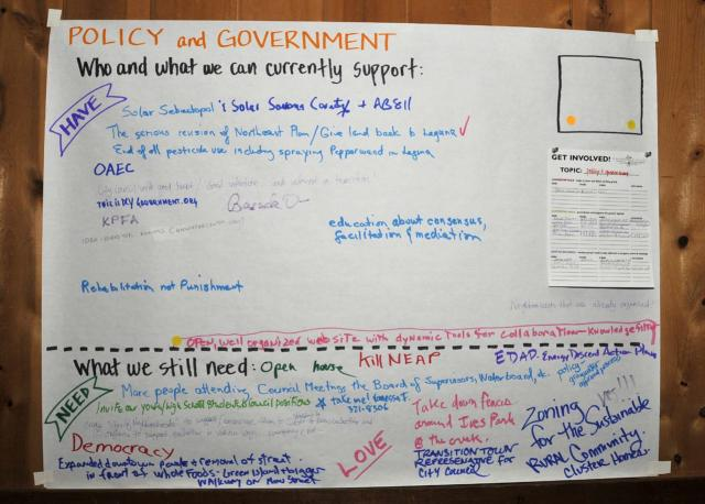 Policy & Government  (March 11)